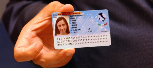 documenti identita genitore