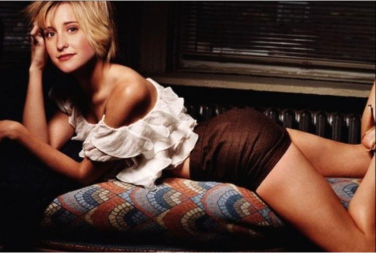 L'attrice di tv e cinema Allison Mack