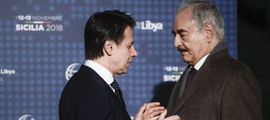 Libia Francia conte