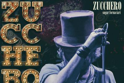 Zucchero nel 2020 torna live con 10 concerti all'Arena di Verona