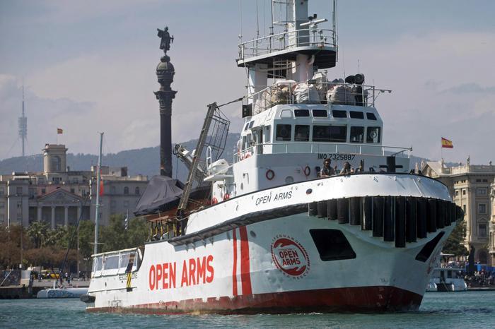 Ong Open Arms, Pm di Catania chiede l'archiviazione